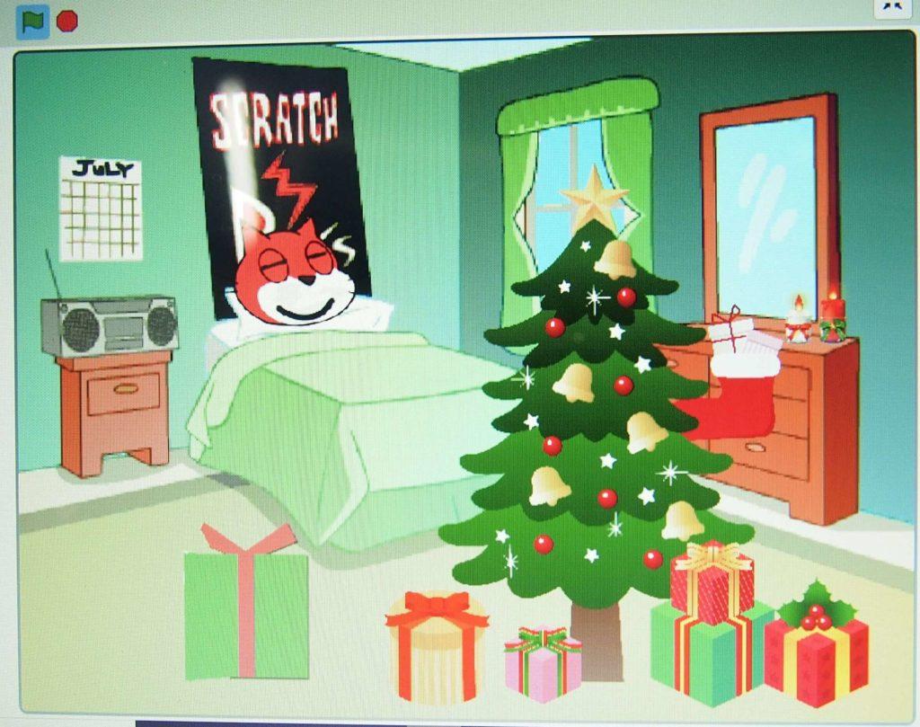 クリスマスイベント作品
